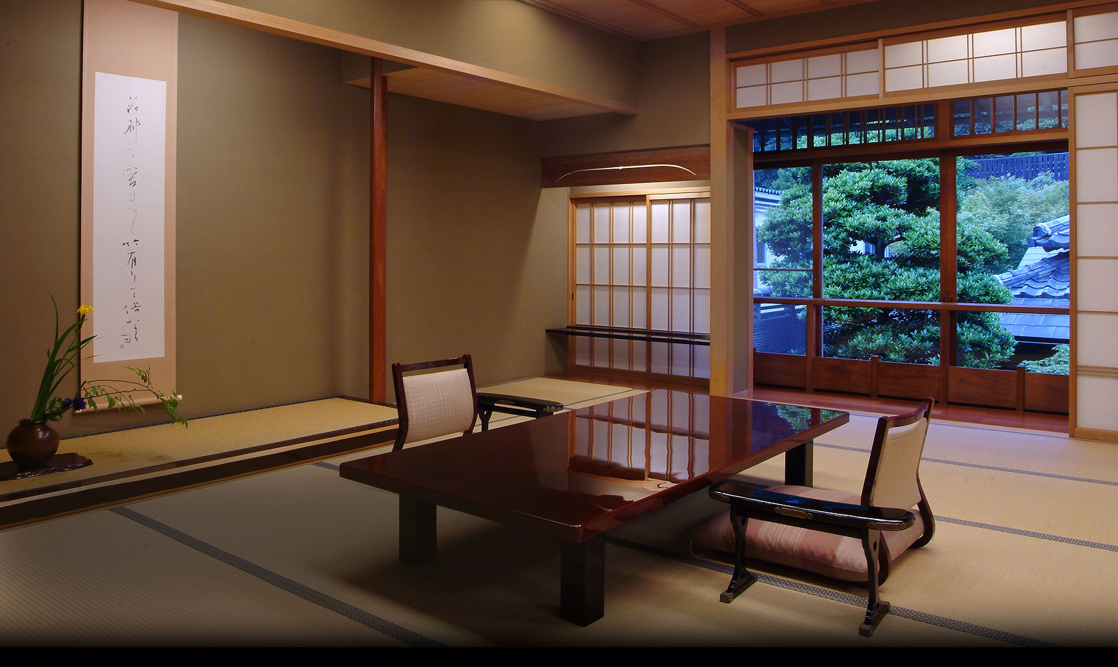 Authentic Japanese Rooms